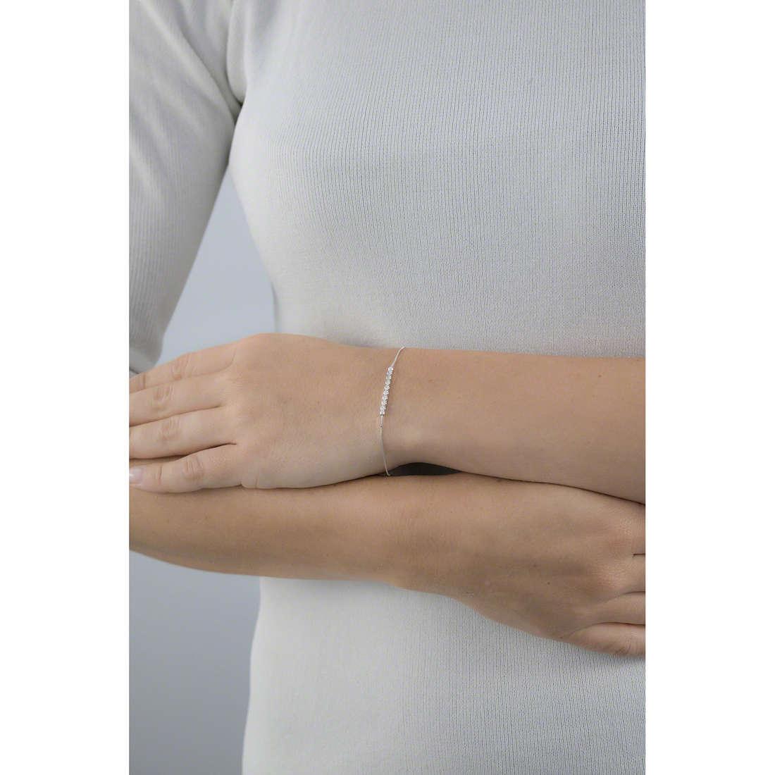 GioiaPura bracciali donna GPSRSBR2048 indosso