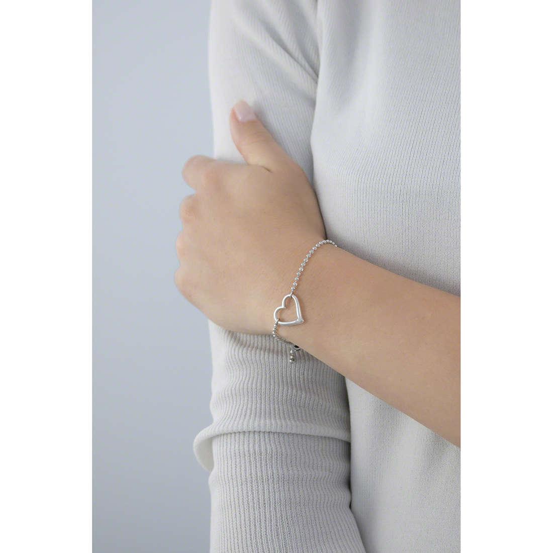 GioiaPura bracciali donna GPSRSBR2264 indosso