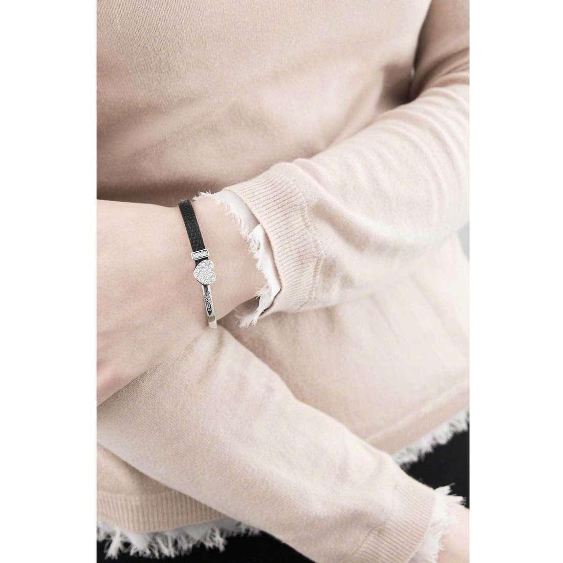 Guess bracciali donna UBS91307 indosso