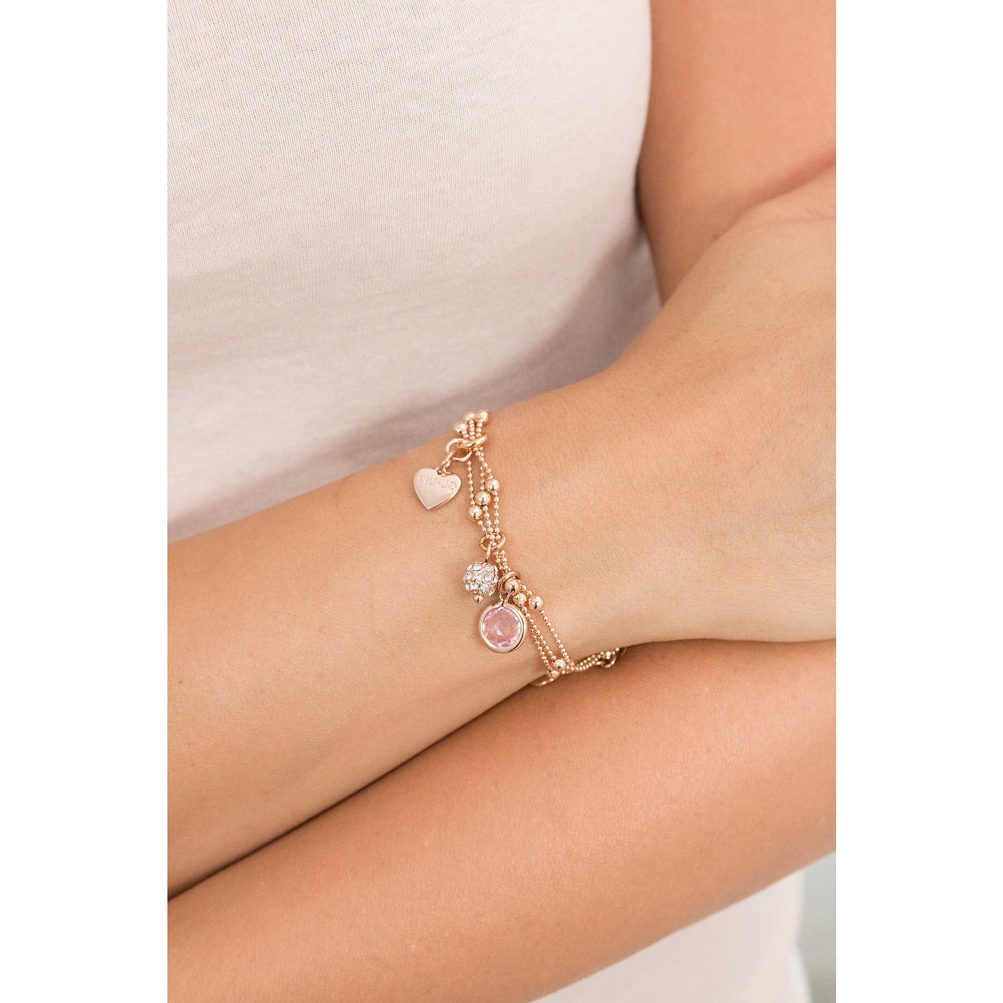 08b941ab7dfbb bracciale donna gioielli Liujo Destini LJ992 bracciali Liujo