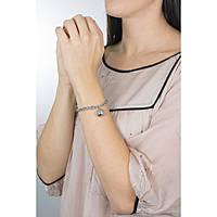 bracciale donna gioielli Luca Barra Be Happy BK1455