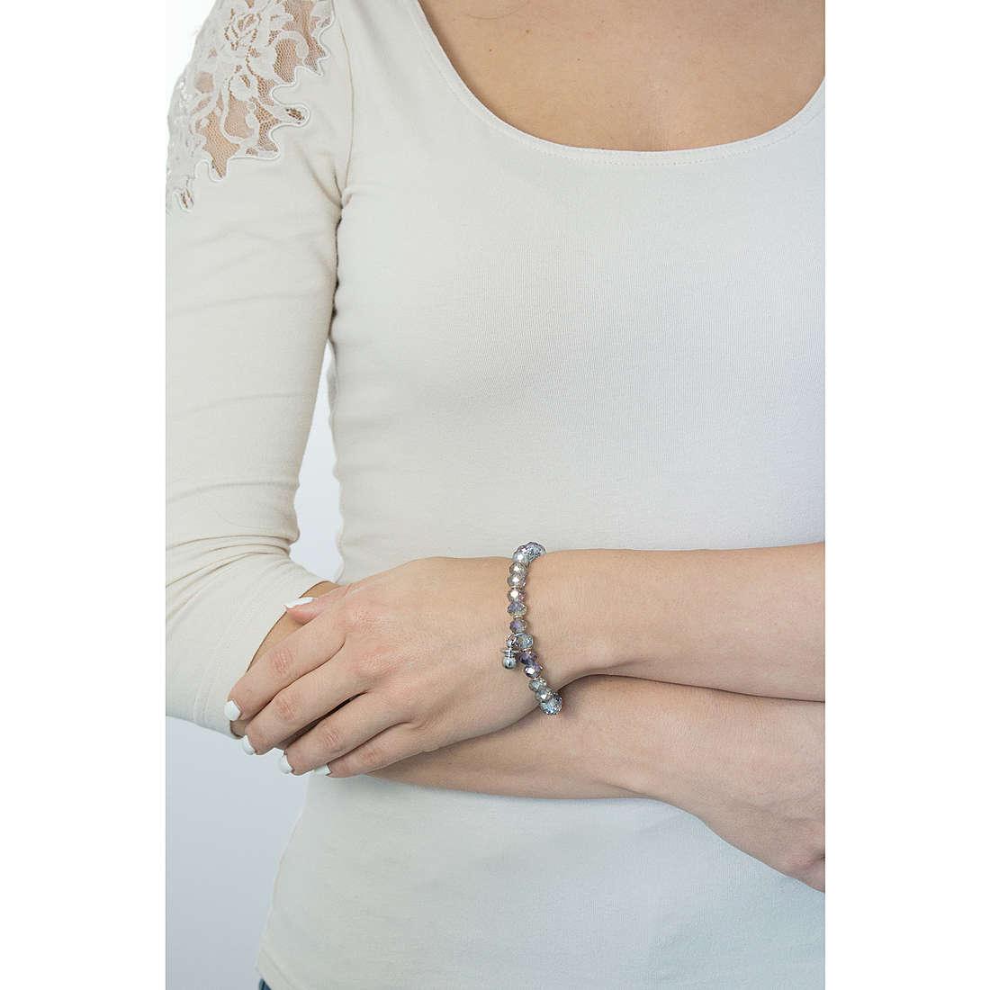Luca Barra bracciali donna LBBK1252 indosso