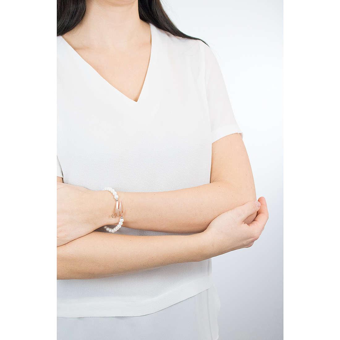 Luca Barra bracciali donna LBBK1272 indosso