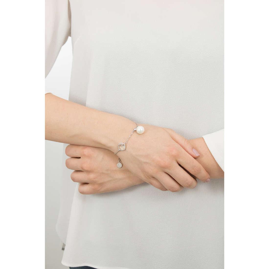 Luca Barra bracciali donna LBBK1305 indosso