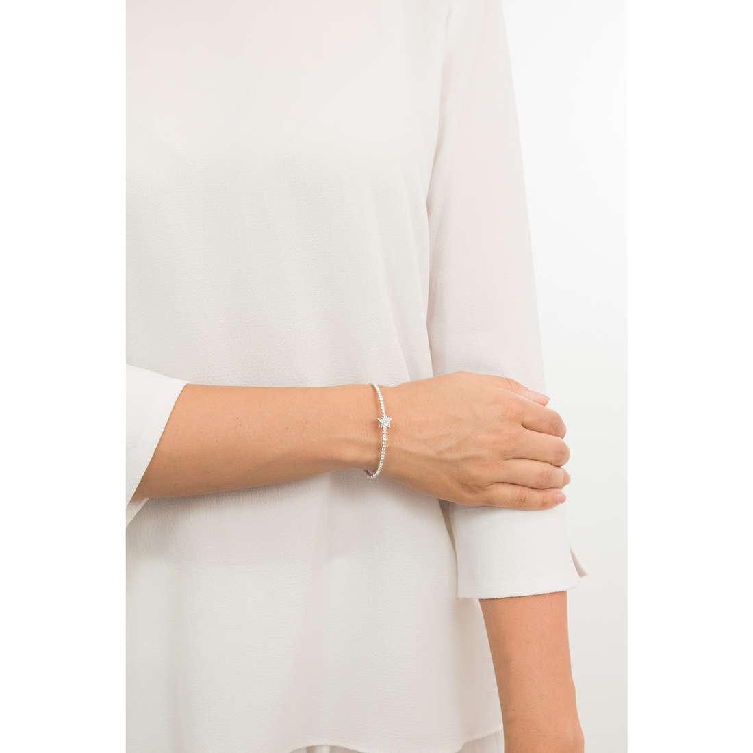 Luca Barra bracciali donna LBBK1322 indosso