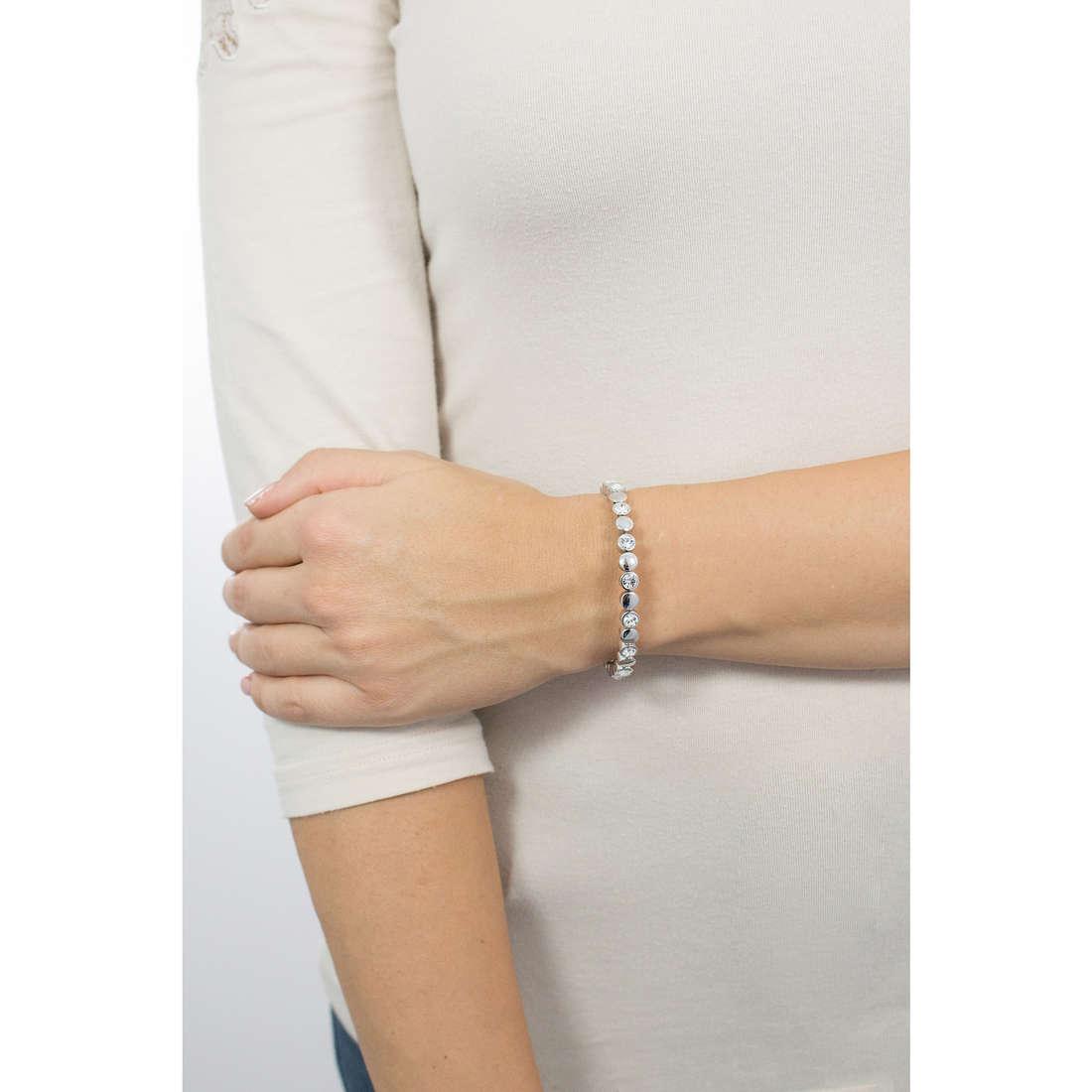 Luca Barra bracciali donna LBBK1325 indosso