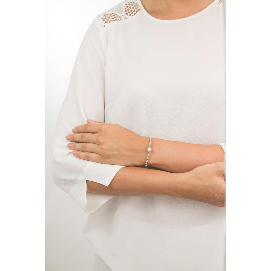 Luca Barra bracciali donna LBBK1346 indosso