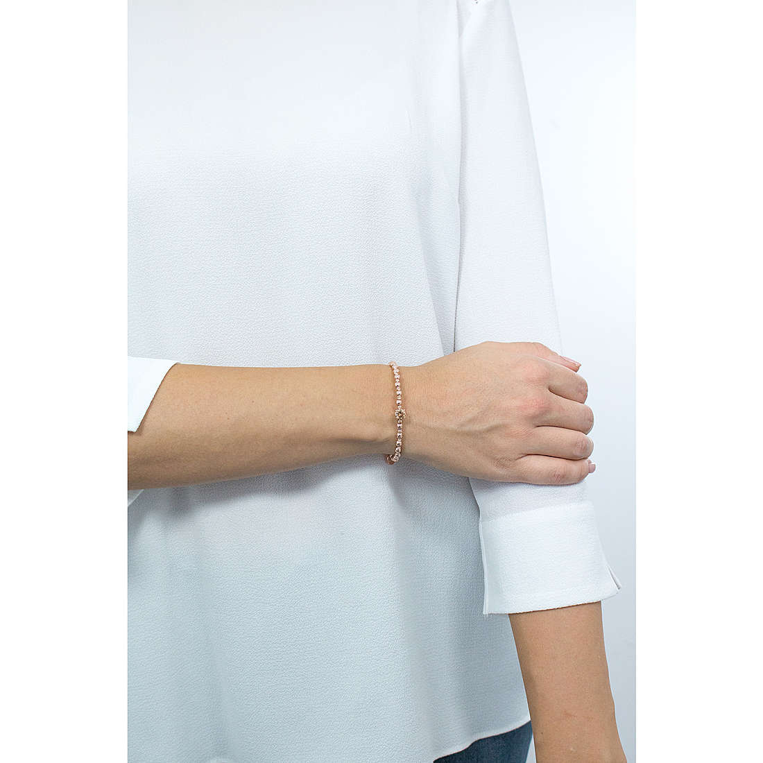 Luca Barra bracciali donna LBBK1347 indosso