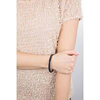 bracciale donna gioielli Luca Barra LBBK430.NR