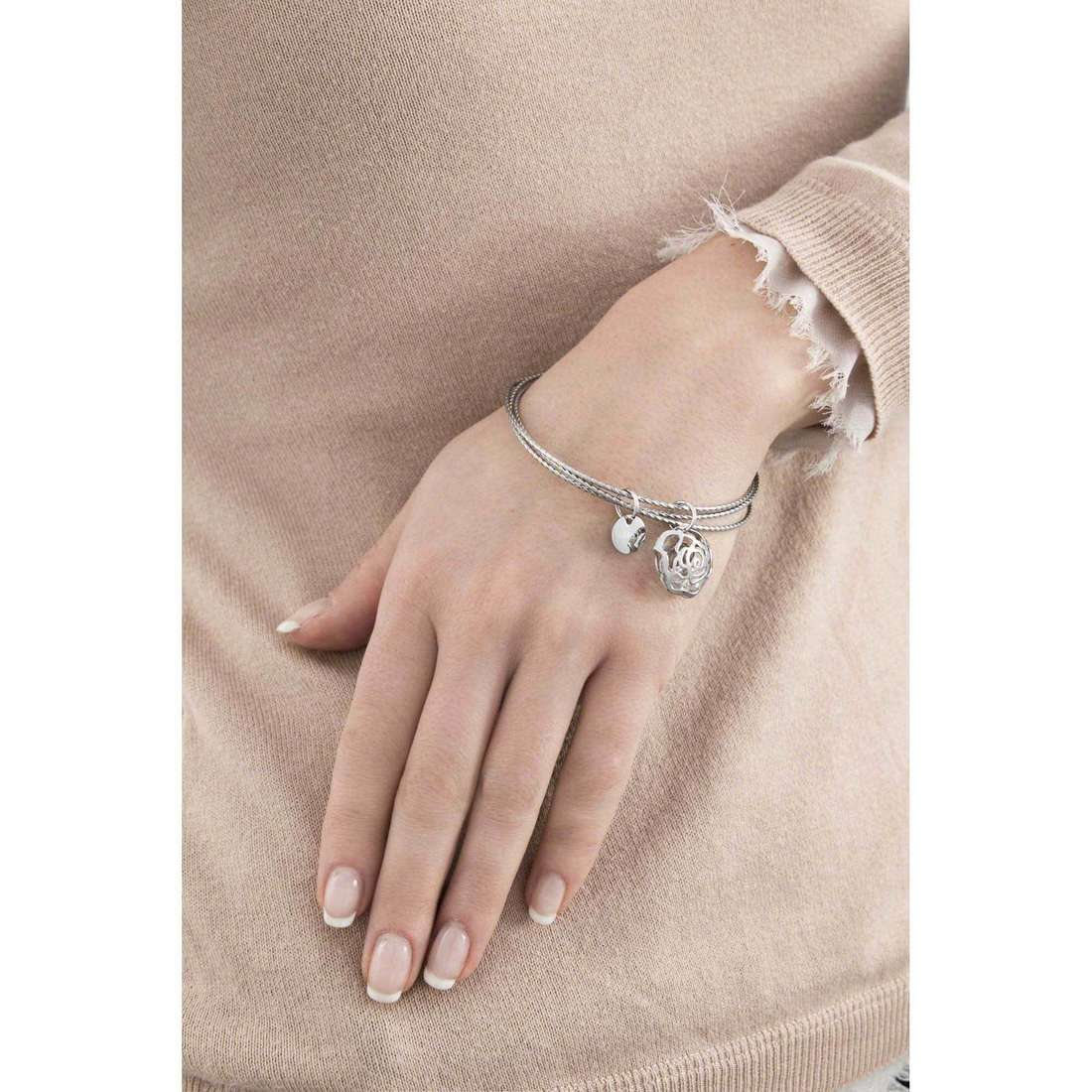 Marlù bracciali Woman Chic donna 2BR0037 indosso