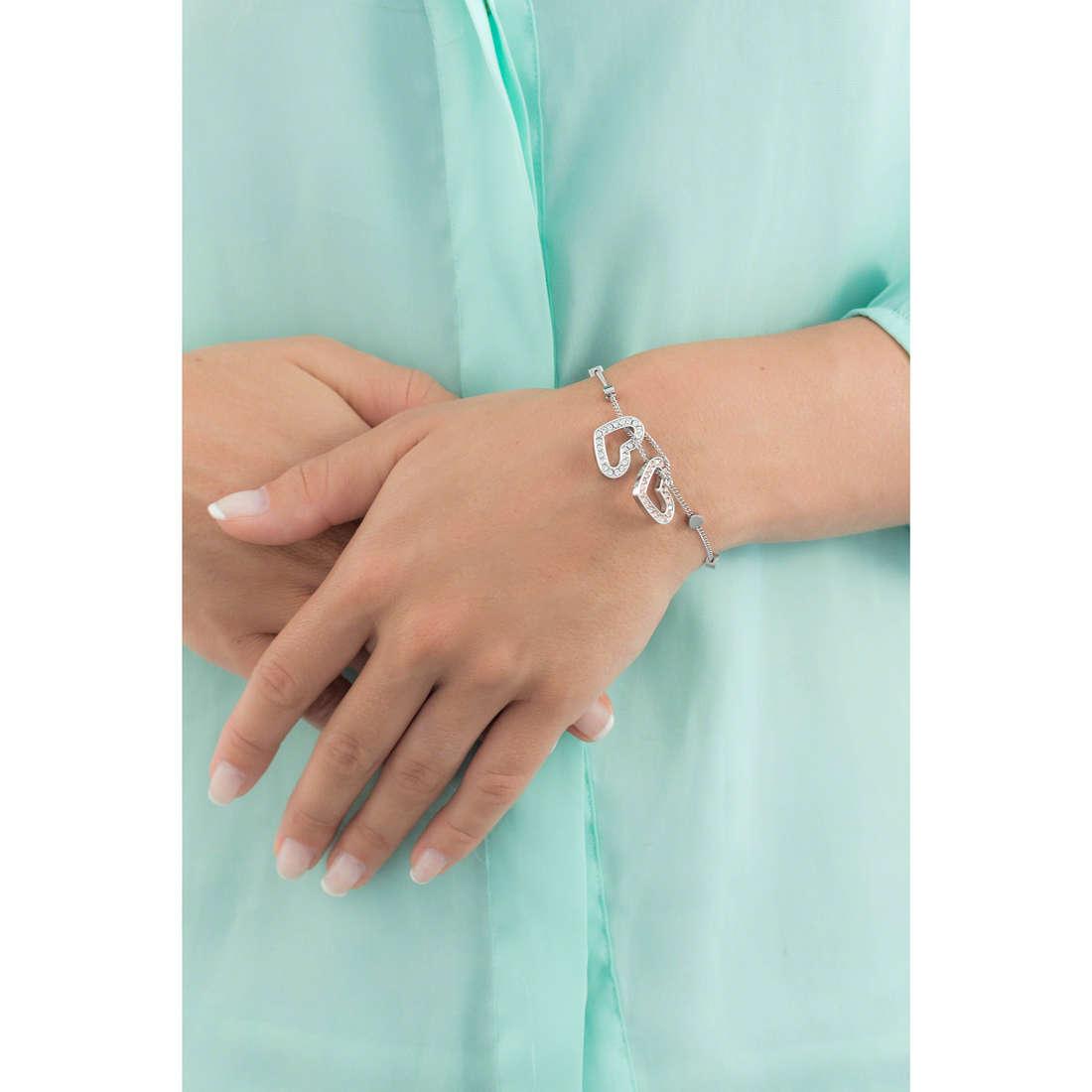 Morellato bracciali Abbraccio donna SABG10 indosso