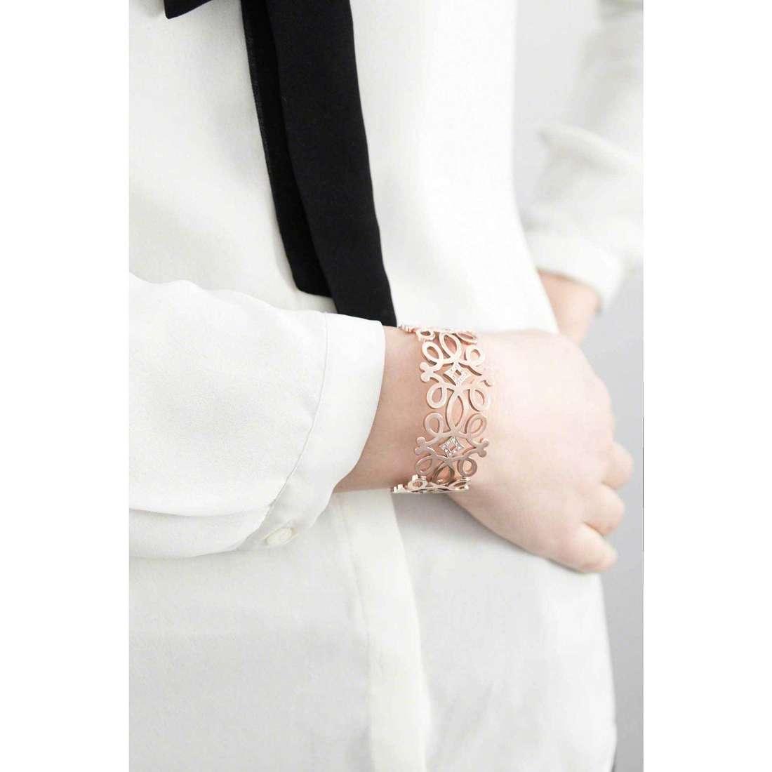 Morellato bracciali Arabesco donna SAAJ20 indosso