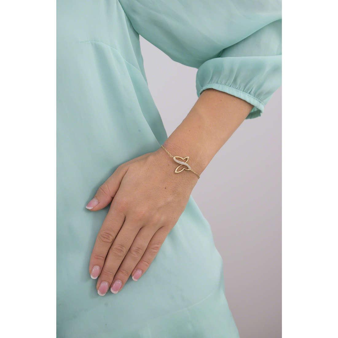 Morellato bracciali Battito donna SAHO13 indosso