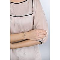 bracciale donna gioielli Morellato Cerchi SAKM16