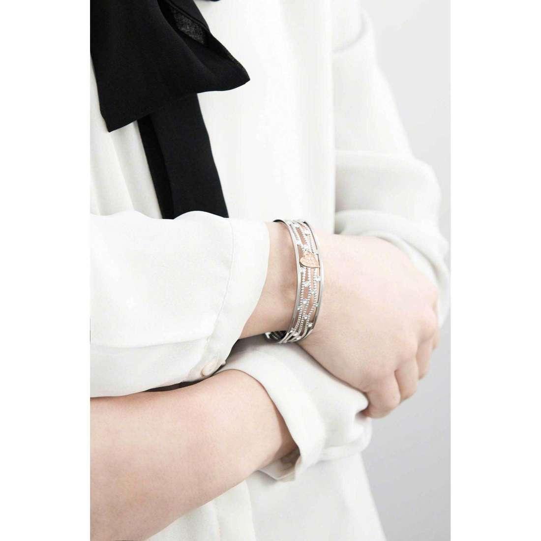 Morellato bracciali Cuore Mio donna SADA07 indosso