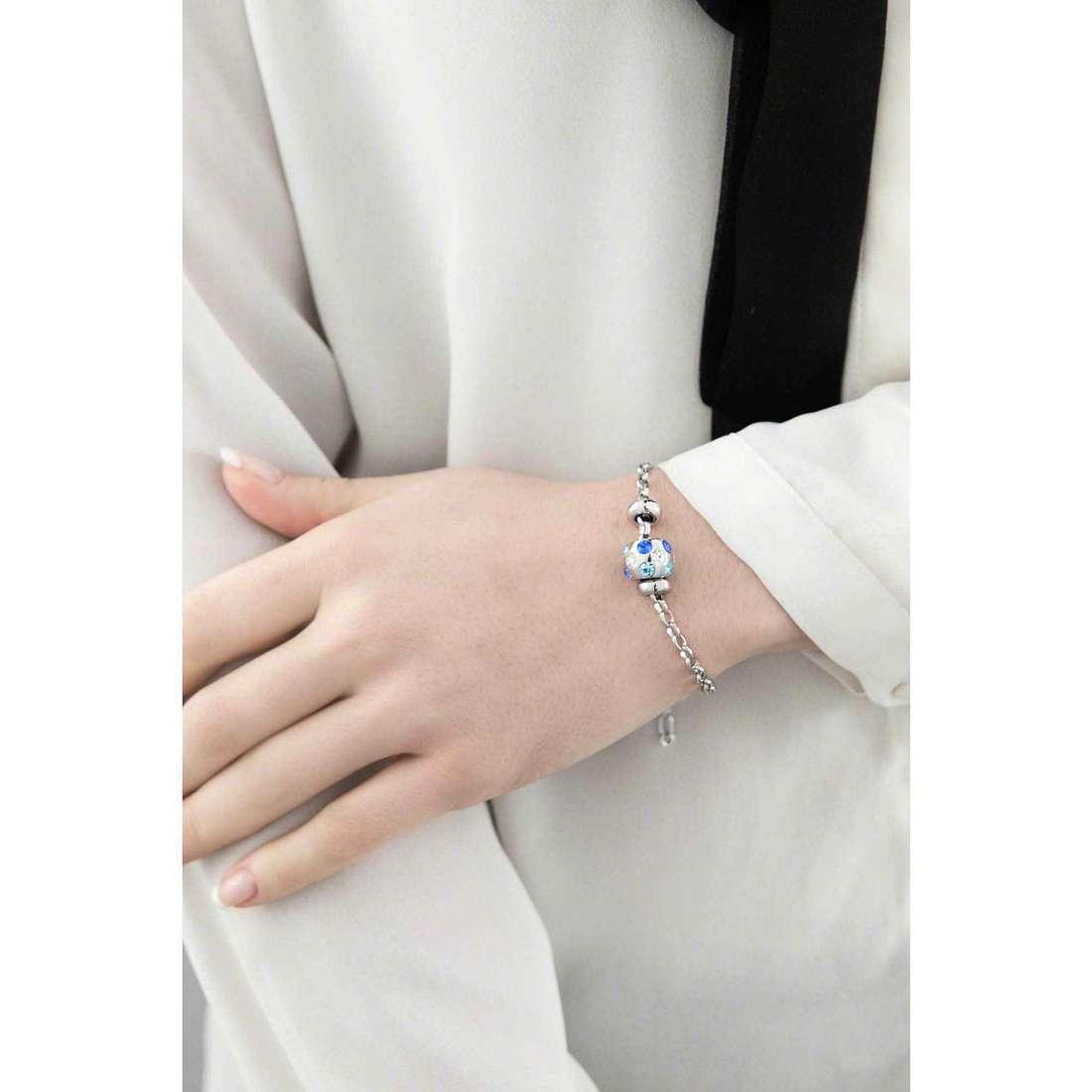 Morellato bracciali Drops donna SCZ168 indosso