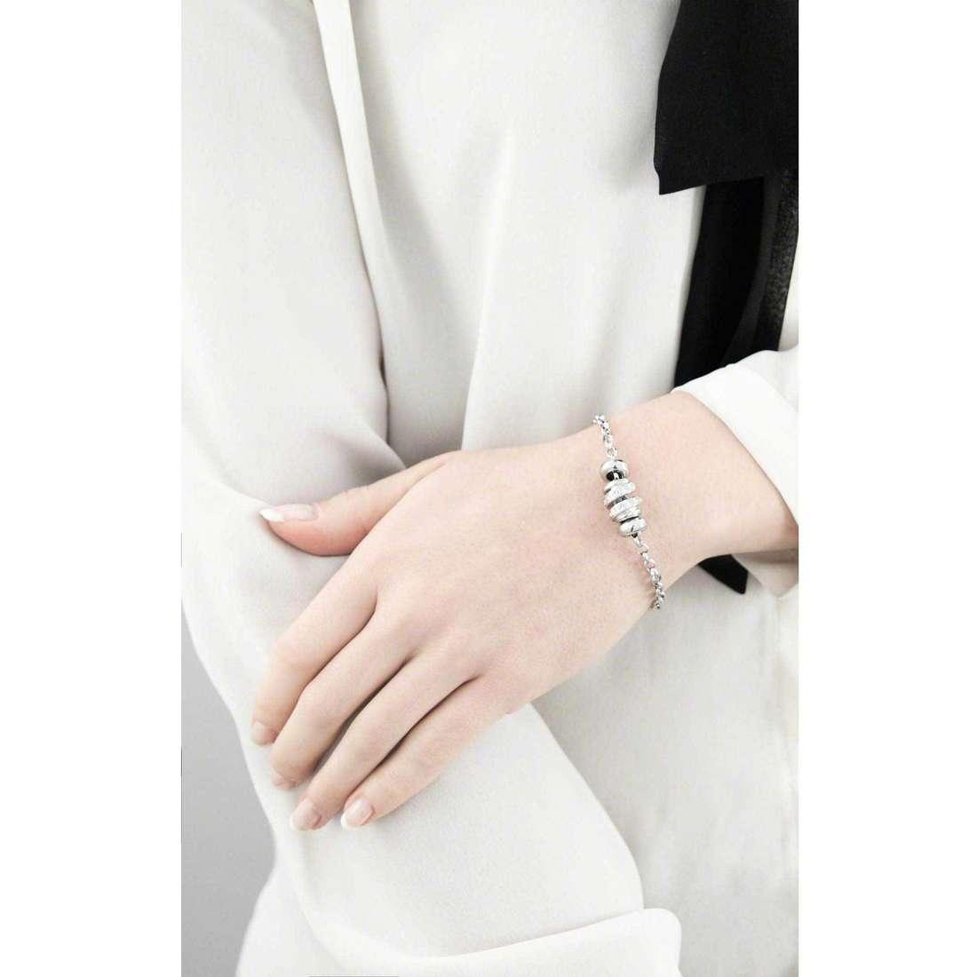 Morellato bracciali Drops donna SCZ229 indosso