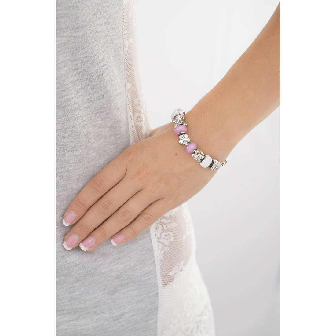 Morellato bracciali Drops donna SCZ362 indosso