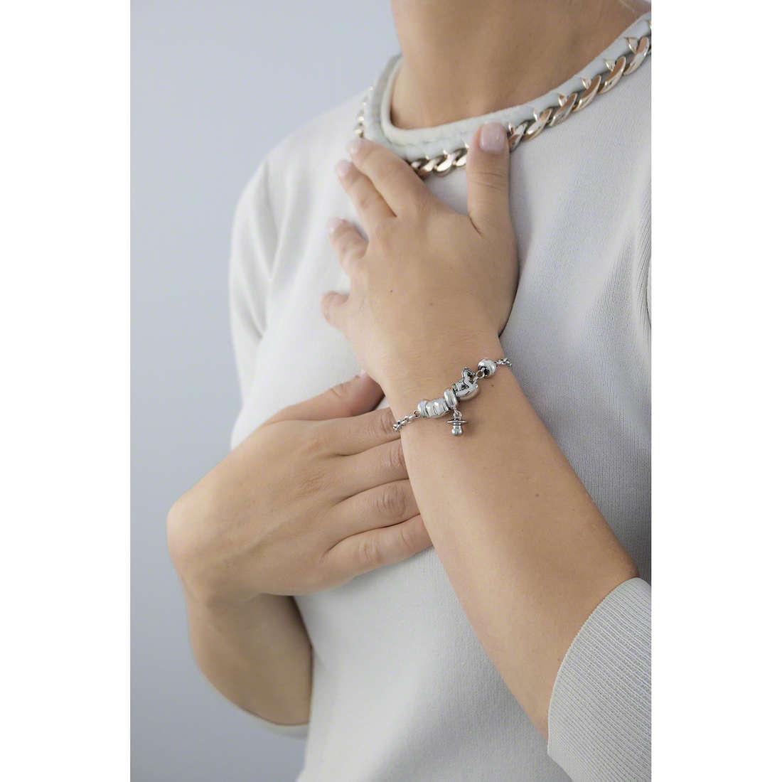 Morellato bracciali Drops donna SCZ719 indosso