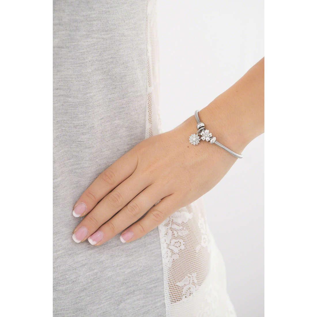 Morellato bracciali Drops donna SCZ725 indosso