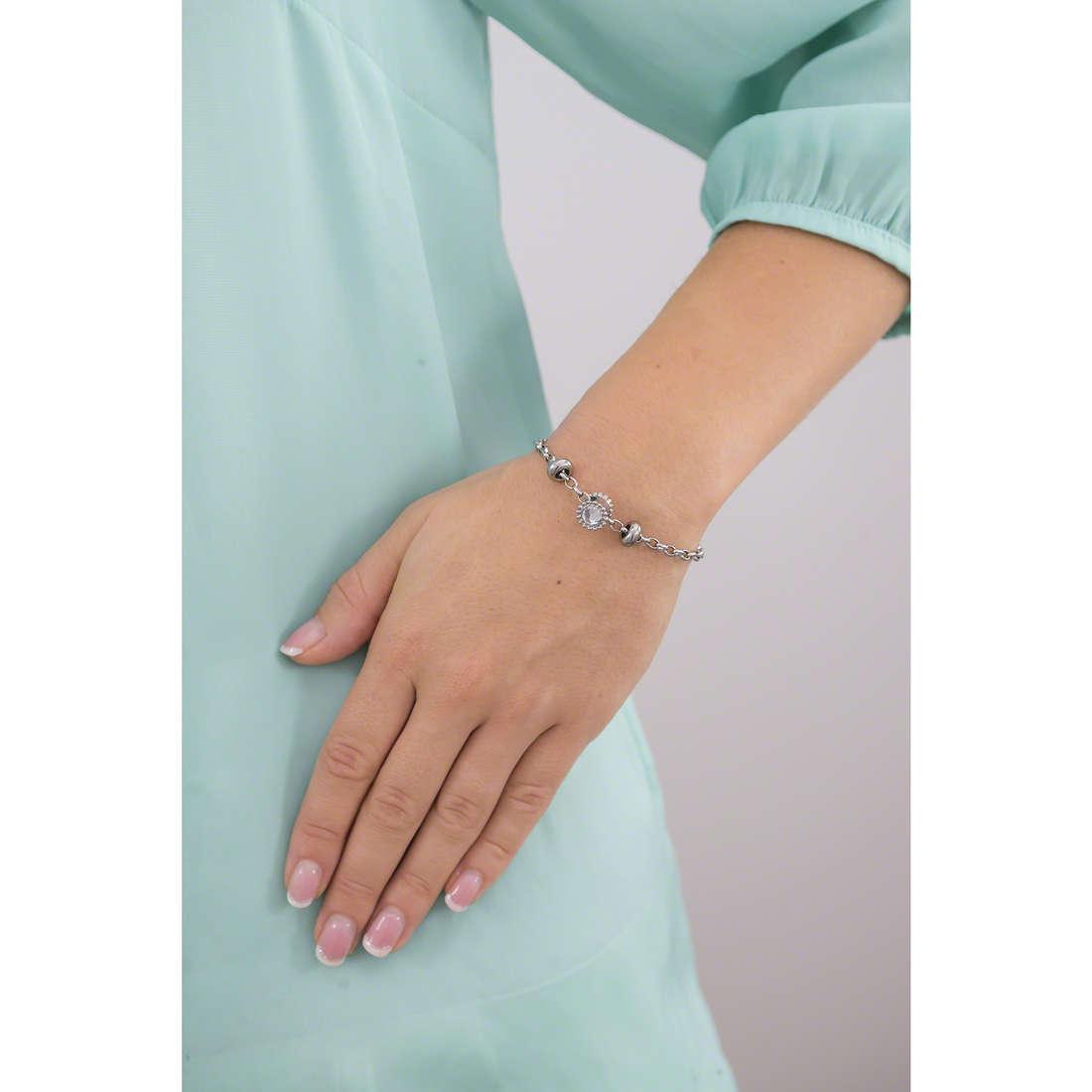 Morellato bracciali Drops donna SCZ782 indosso