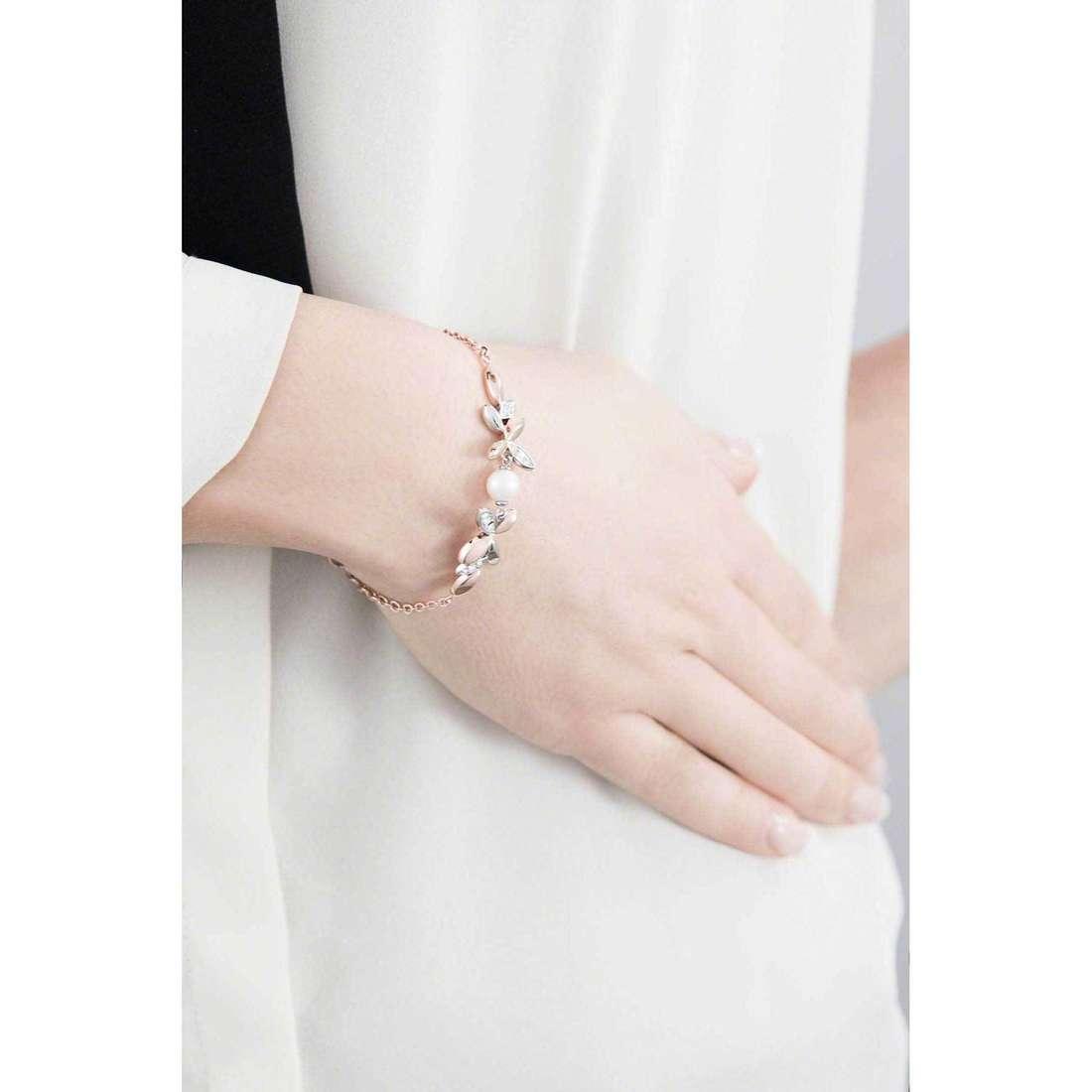 Morellato bracciali Gioia donna SAER14 indosso