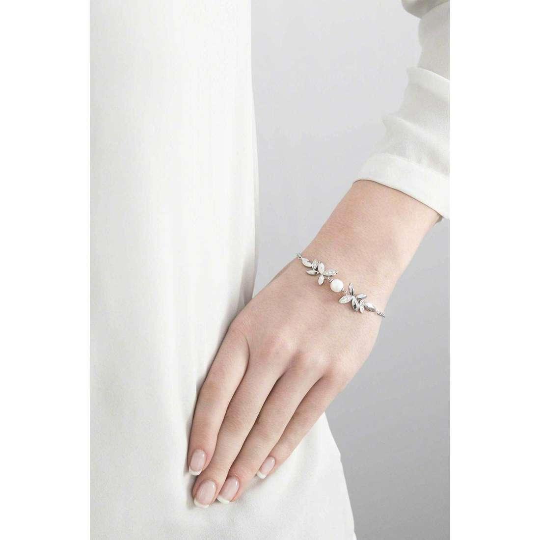 Morellato bracciali Gioia donna SAER24 indosso