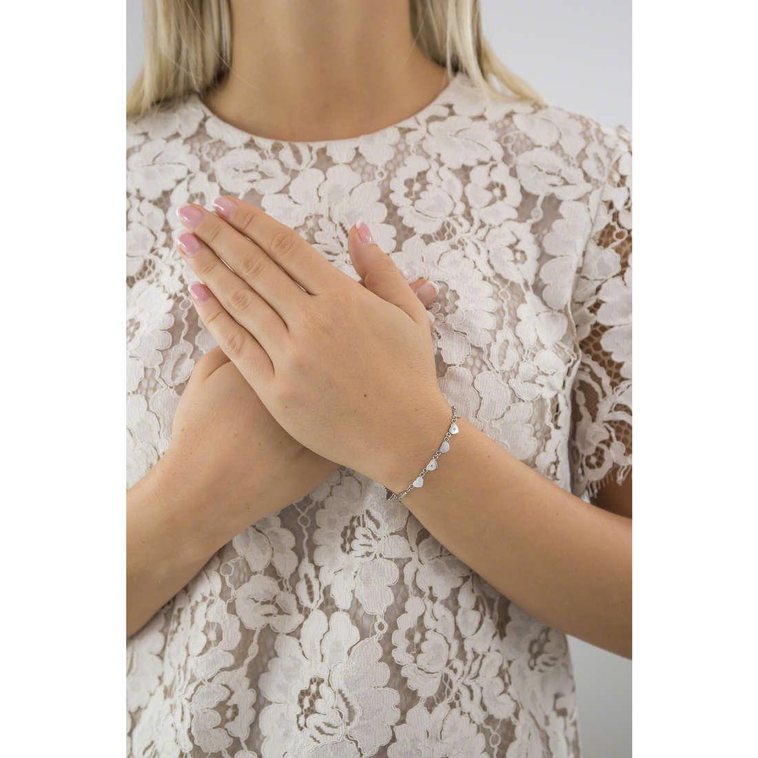 Morellato bracciali Insieme donna SAHM10 indosso