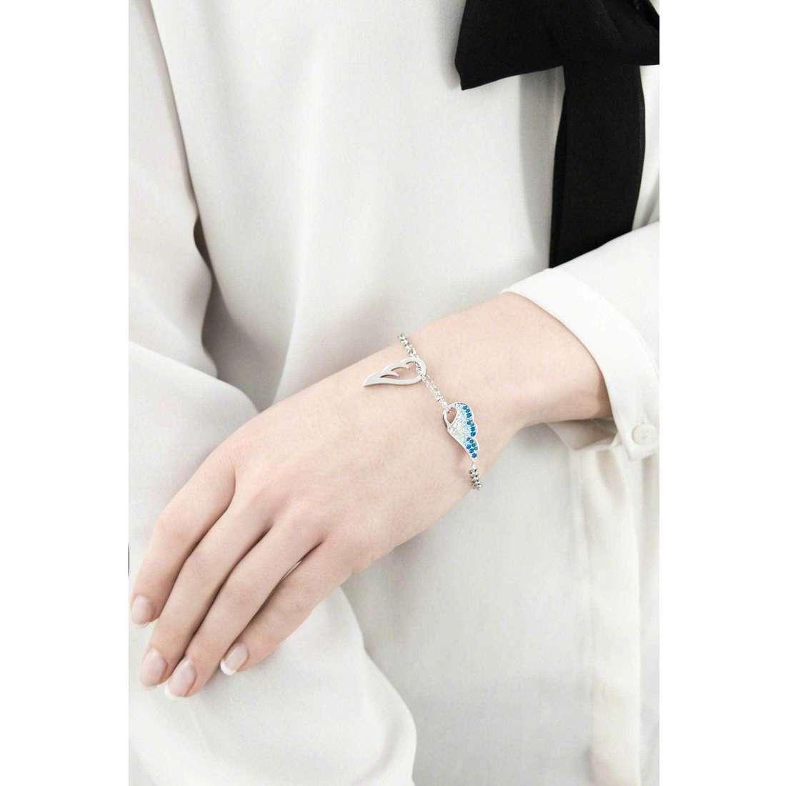 Morellato bracciali Love donna SADR04 indosso