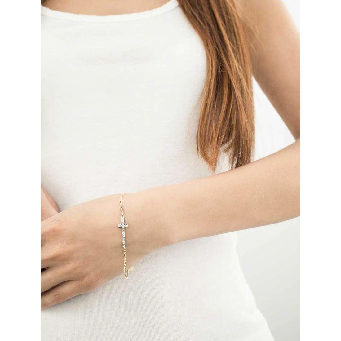 Morellato bracciali Mini donna SAGG03 indosso