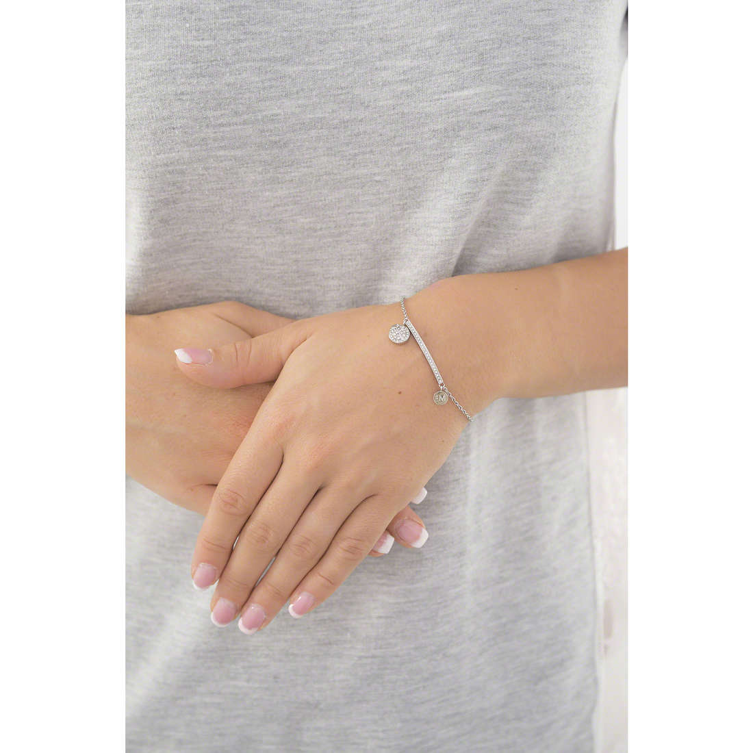 Morellato bracciali Mini donna SAGG06 indosso