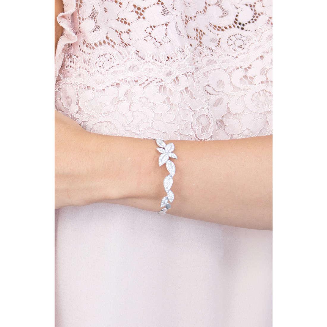 Morellato bracciali Natura donna SAHL16 indosso