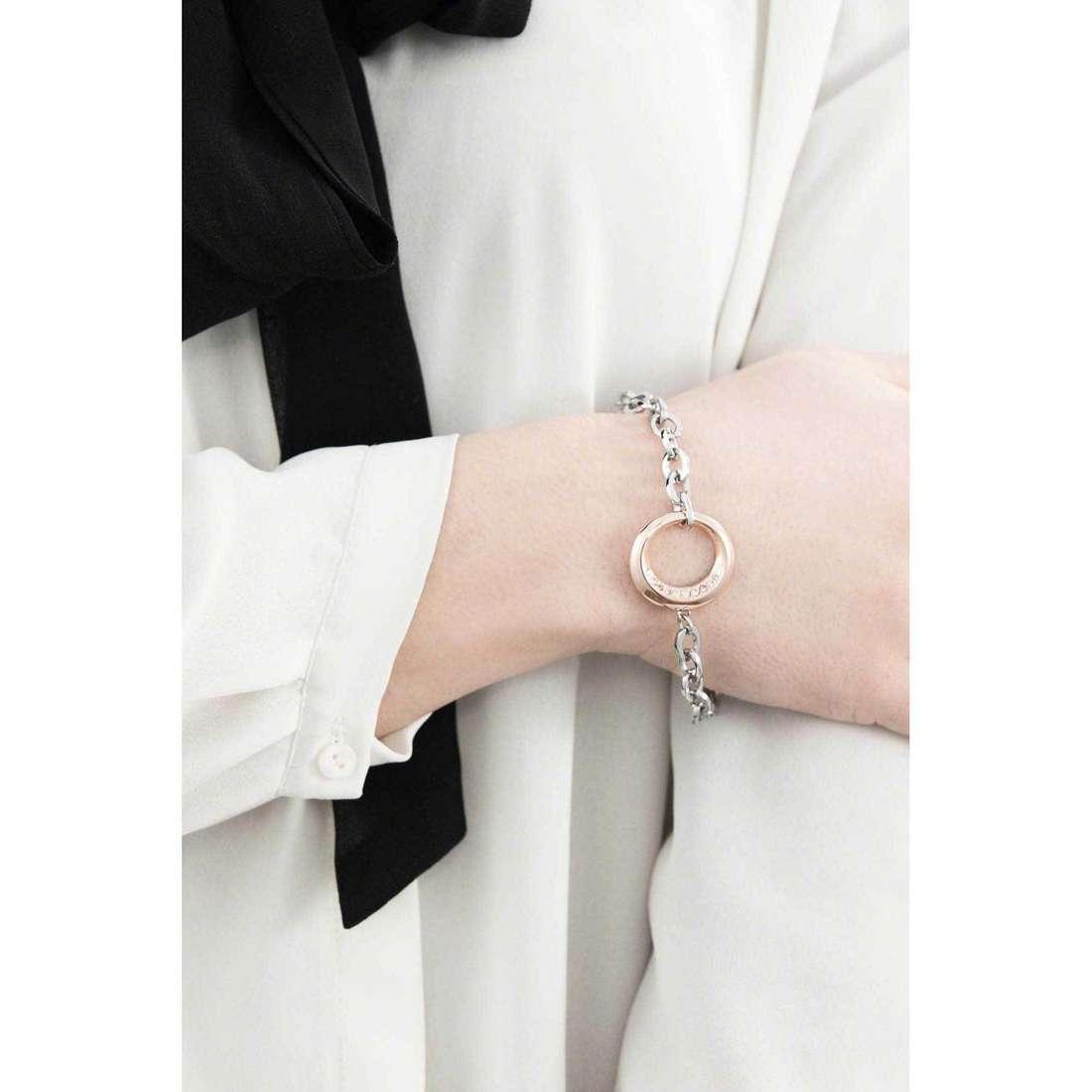 Morellato bracciali Notti donna SAAH07 indosso