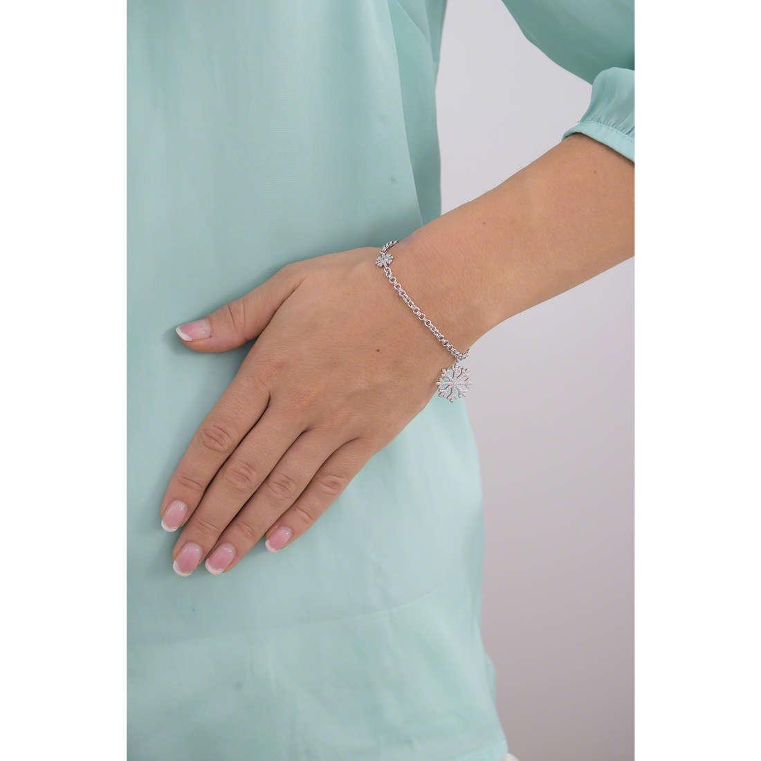 Morellato bracciali Pura donna SAHK09 indosso