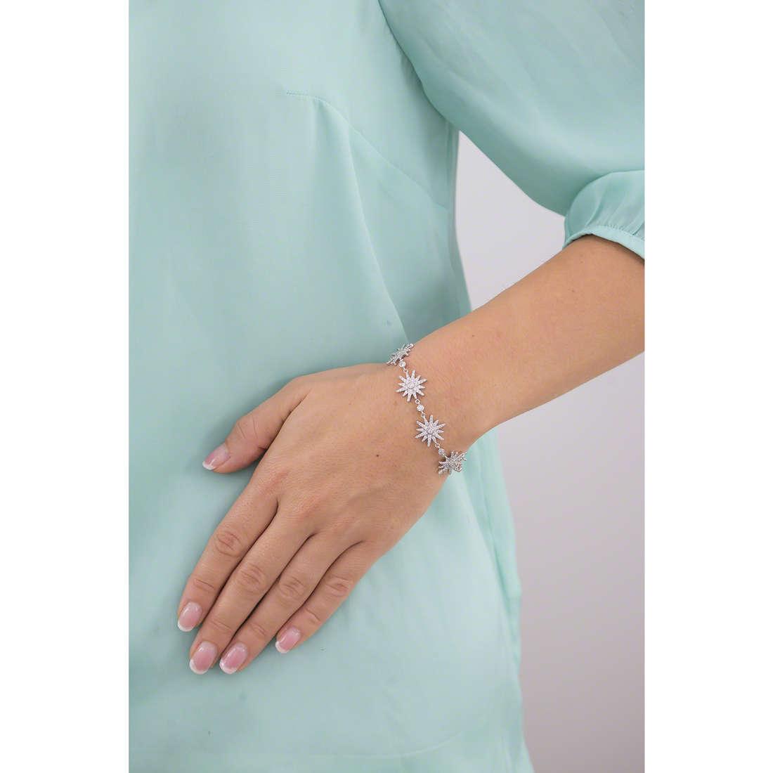 Morellato bracciali Pura donna SAHK15 indosso