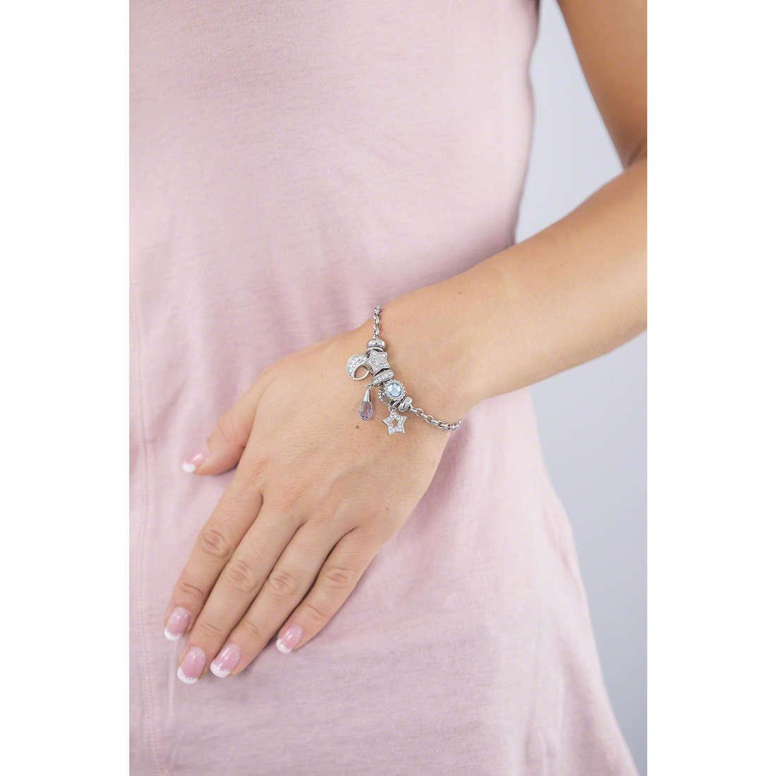 Morellato bracciali donna SCZ790 indosso