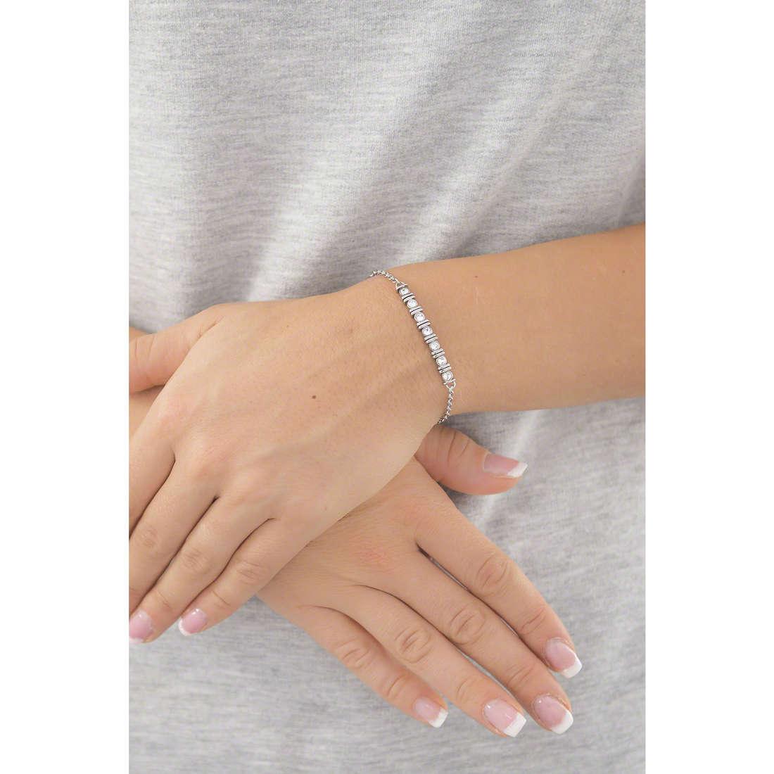Morellato bracciali Stile donna SAGH10 indosso