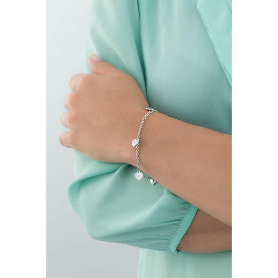 Morellato bracciali Tenerezze donna SAGZ11 indosso