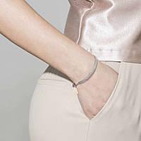 bracciale donna gioielli Nomination Messaggiamo 027400/022