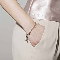 bracciale donna gioielli Nomination Rock In Love 131803/011