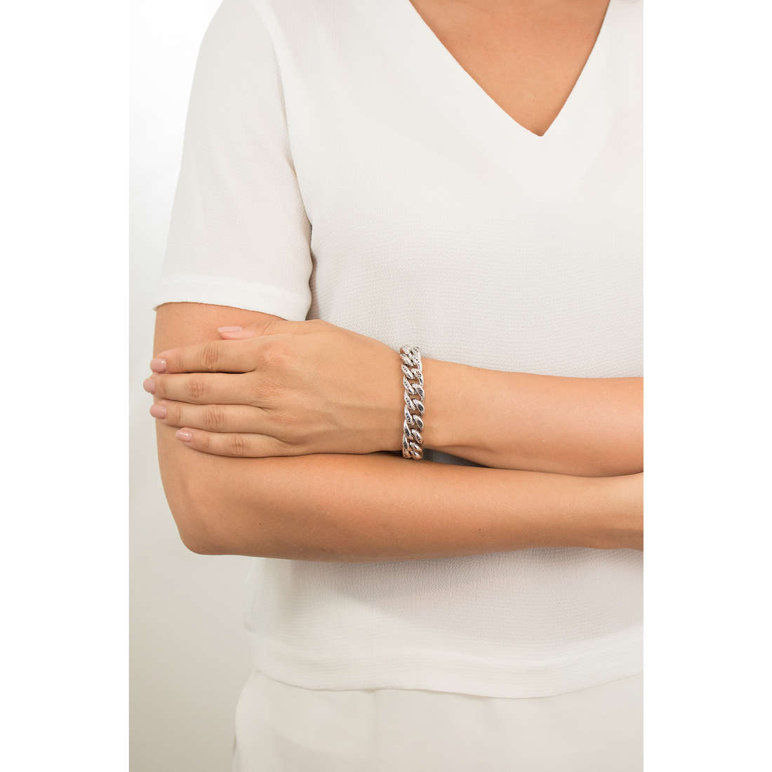 Nomination bracciali Starlight donna 131504/007 indosso