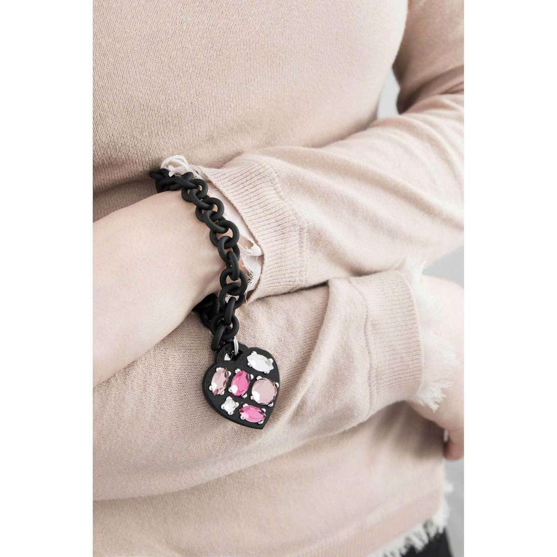 Ops Objects bracciali Ops! Stone donna OPSBR-170 indosso
