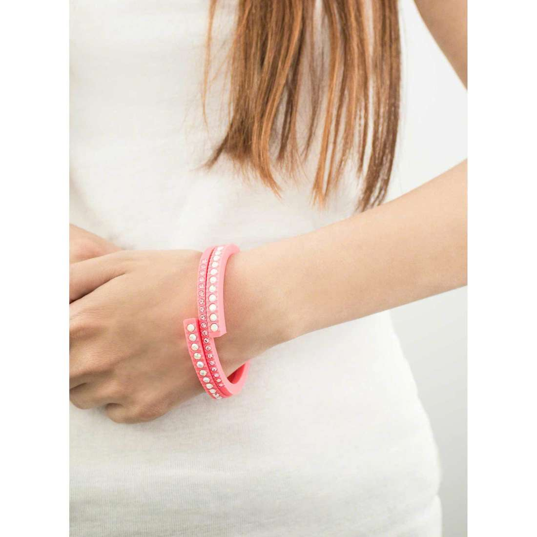 Ops Objects bracciali Roll donna OPSBR-386 indosso