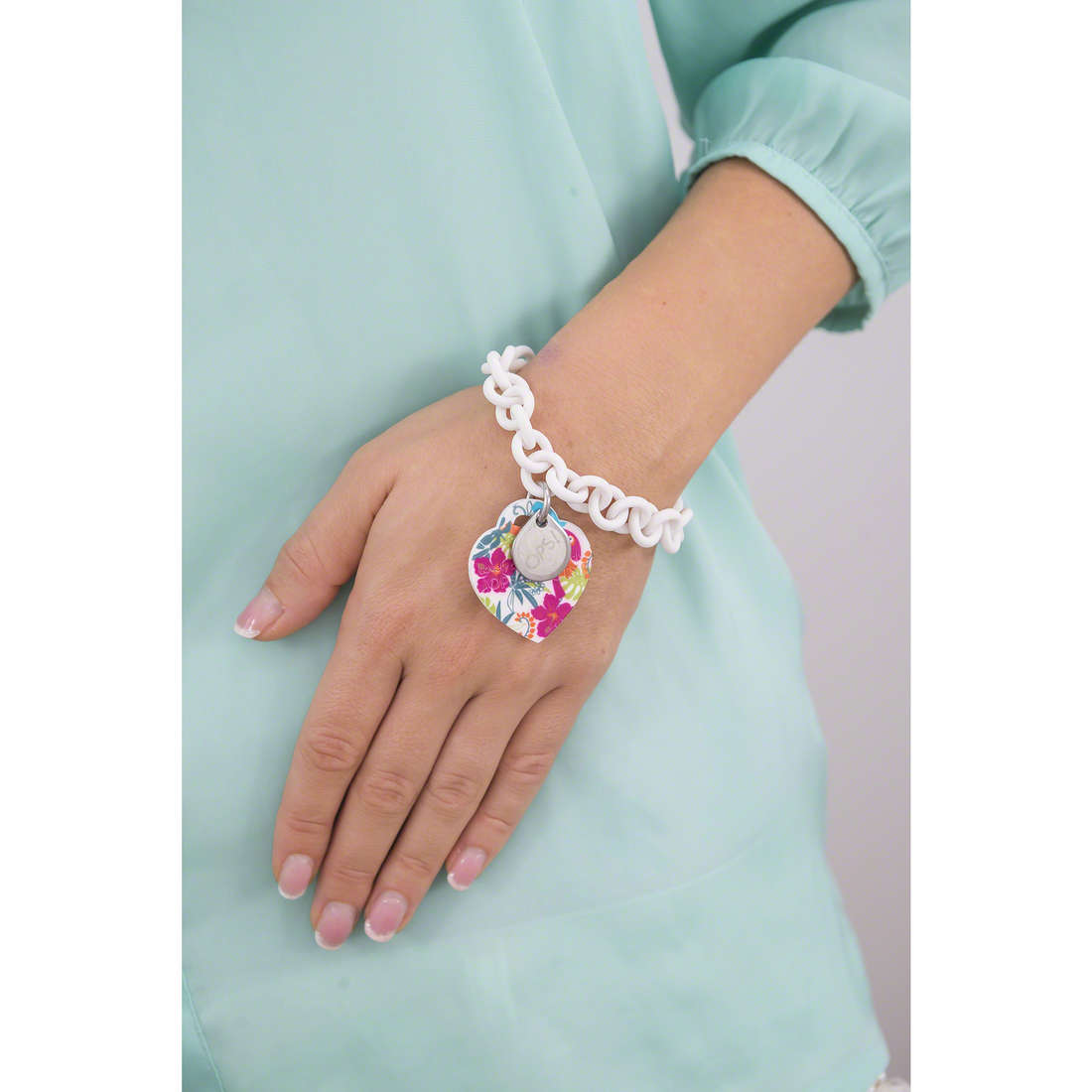 Ops Objects bracciali Tropical donna OPSBR-210 indosso