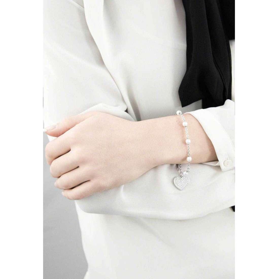 Sagapò bracciali Faith donna SFH12 indosso