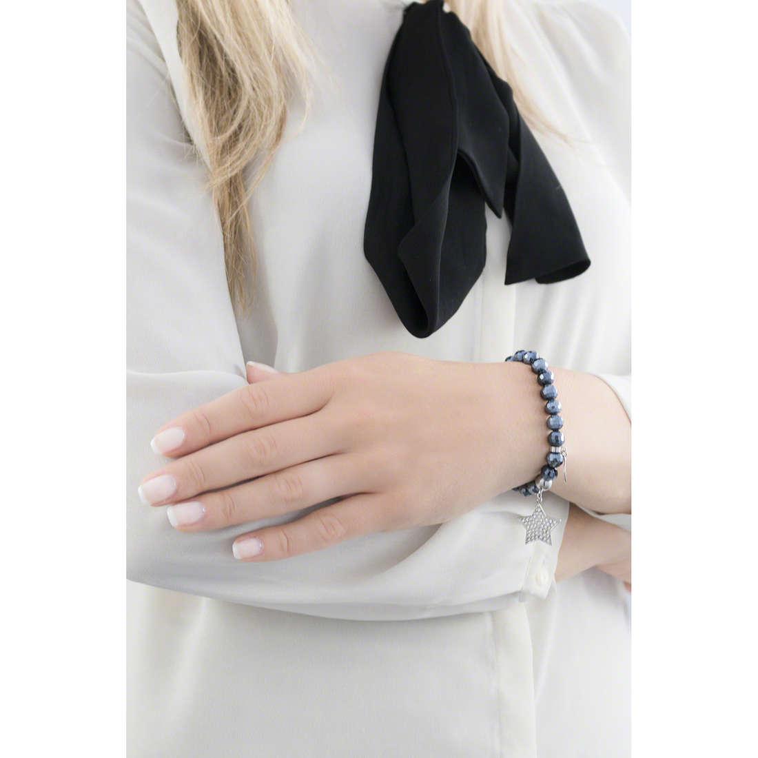 Sagapò bracciali Friends donna SFR13 indosso