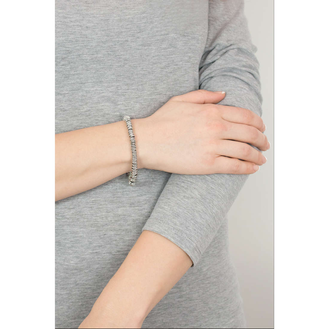 Sagapò bracciali HAPPY donna SHAC12 indosso