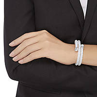 bracciale donna gioielli Swarovski Crystaldust 5237754