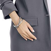 bracciale donna gioielli Swarovski Crystaldust 5368492