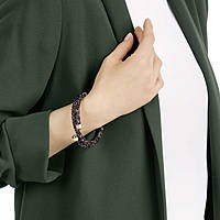 bracciale donna gioielli Swarovski Crystaldust 5380085